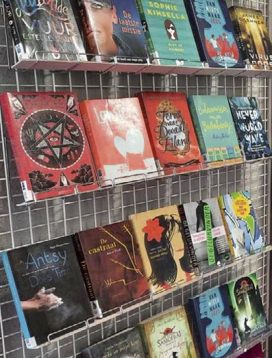 Young Adult literatuur