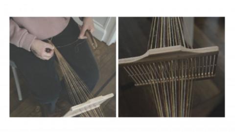 workshop bladwijzers weven
